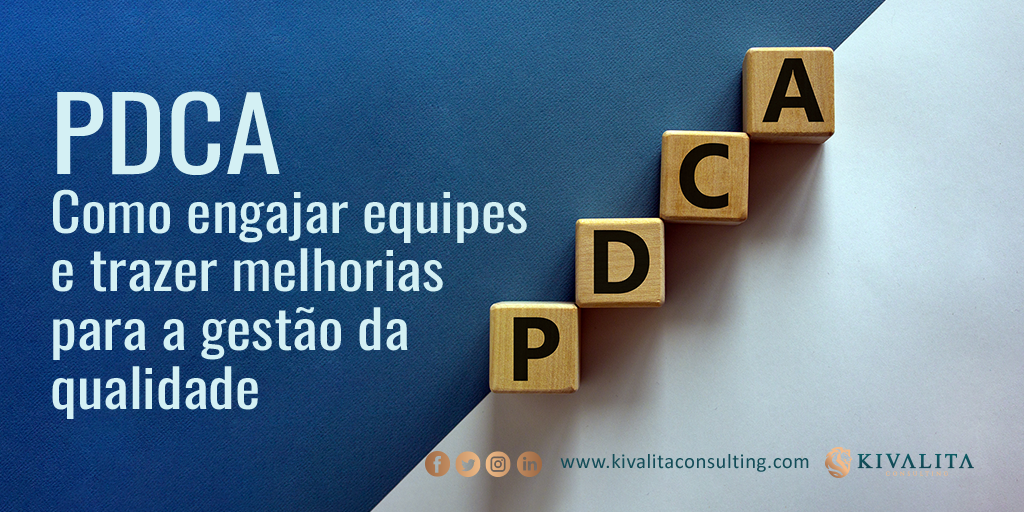 PDCA: Como engajar equipes e trazer melhorias para a gestão da qualidade